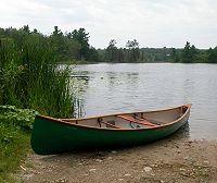 Sah Kah Tay Resort canoeing